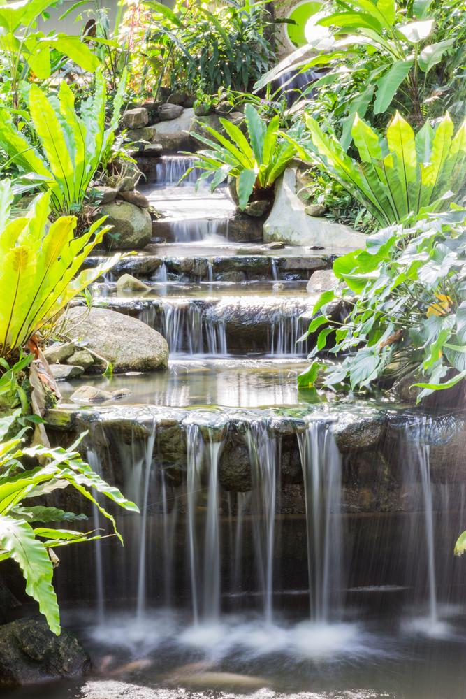 cascade fondations