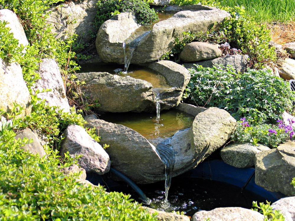 cascade jardin petite taille