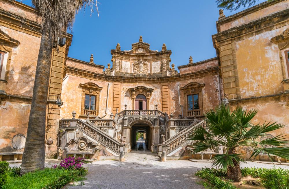 escaliers Italien