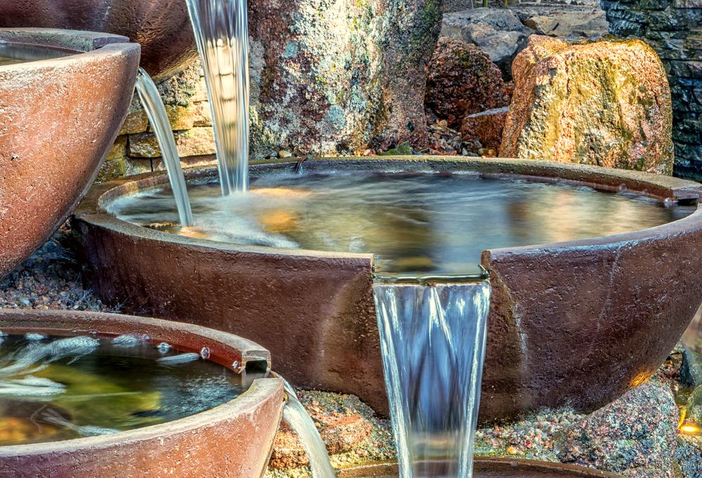 fontaine entretien eau