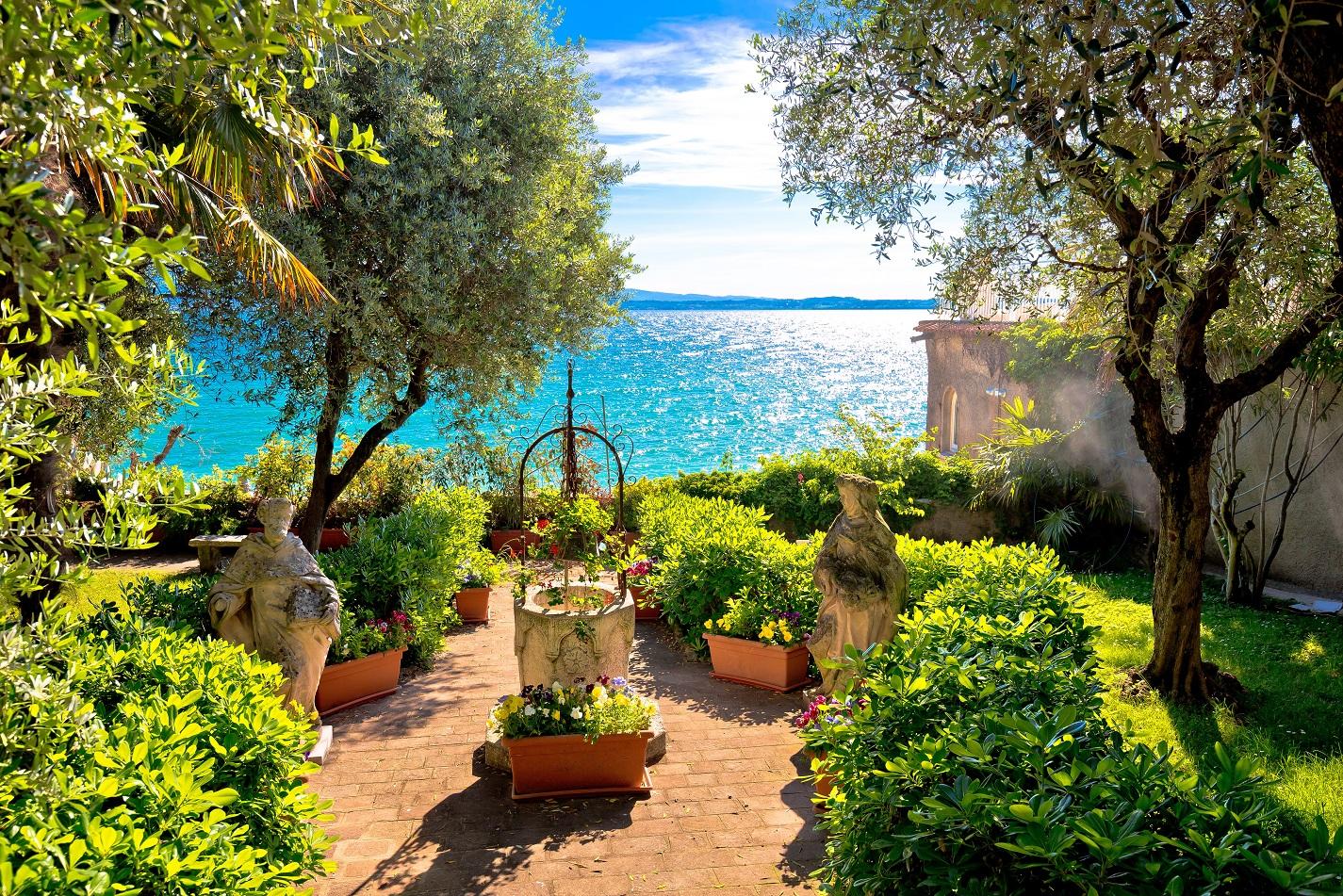 entretenir un jardin méditerranéen
